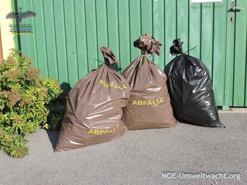 Umfrage zur Abfallreduktion | Foto: NOE-Umweltwacht.org