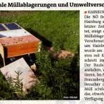 Medienbericht Bezirksblätter über NÖ Berg- und Naturwacht Hainburg