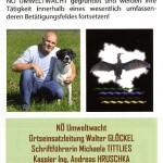 Gemeindezeitung Bad Deutsch Altenburg über Gründung der NÖ Umweltwacht
