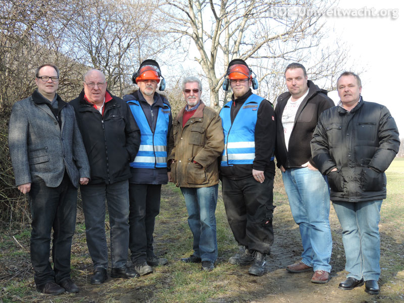 Forstschutzhelme vom ÖAAB Hainburg für die NÖ Umweltwacht | Foto: NOE-Umweltwacht.org