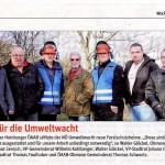 NÖN: ÖAAB stiftet Forstschutzhelme für NÖ Umweltwacht